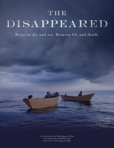 Disappeared_Poster with Title only 130415